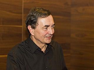 Pierre-Laurent Aimard French pianist