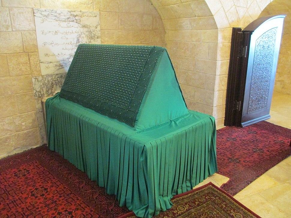 PikiWiki Israel 48146 Jethros grave
