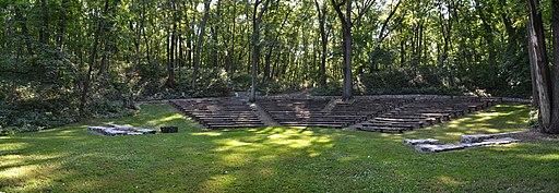 Pilot State Park Amphitheater