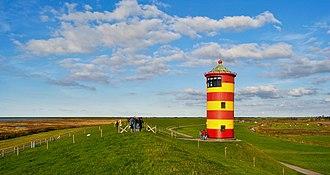 Krummhörn - The Pilsum Lighthouse