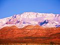 Pine Valley Mountain and Red Cliffs, Utah.jpg