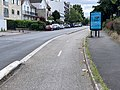 Piste cyclable Avenue Jean Jaurès Joinville Pont 2.jpg