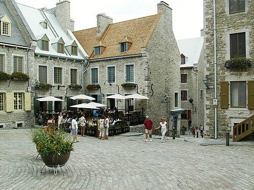 Place Royale Quebec 1