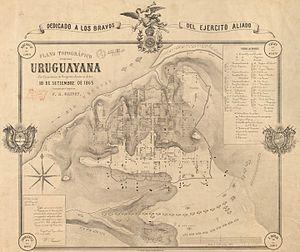 Siege of Uruguaiana