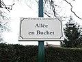 Plaque Allée Buchet St Cyr Menthon 2011-11-23.jpg