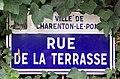 Plaque Rue Terrasse - Charenton-le-Pont (FR94) - 2020-10-16 - 2.jpg