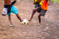 Play time on rainy day at kalingalinga foot ball ground 02.png