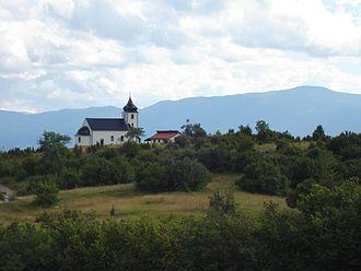 Pljevlja - Image: Pljevlja mumicipality church