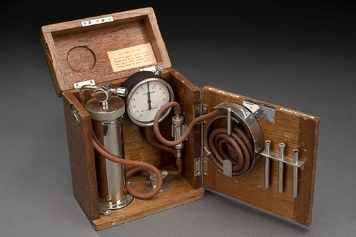 Pneumothorax apparatus, London, England, 1901-1930 Wellcome L0058223