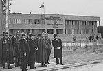 Poświęcenie szkoły pilotów LOPP w Świdniku pod Lublinem(1939).jpg
