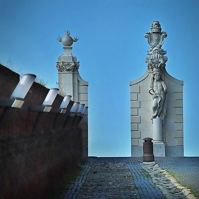 Poartă - Cetatea Alba Carolina