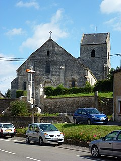 Poix-Terron Commune in Grand Est, France