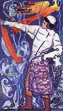 Polenova Ivan Tsarevich
