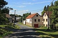Polička, Střítež, house No 16.jpg