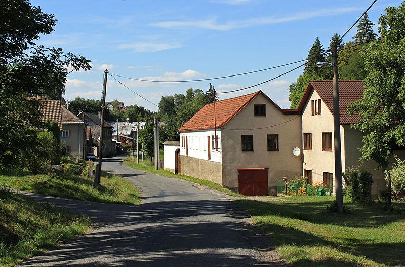 File:Polička, Střítež, house No 16.jpg