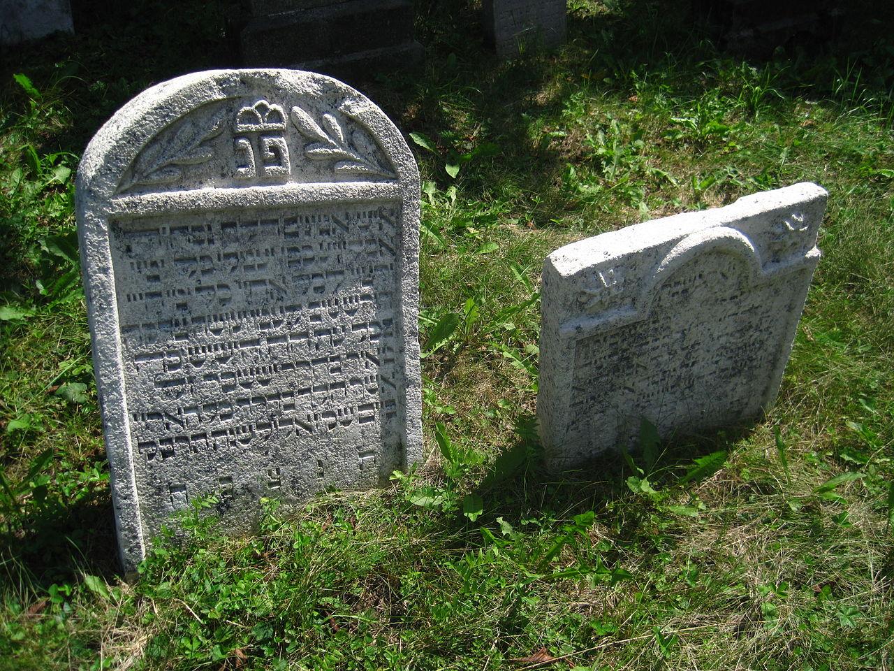 Police (okres Třebíč) - židovský hřbitov (13).JPG