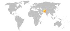 Incidence poliomyelitidy ve světě, WHO, srpen 2015