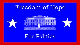Politics - Freedom of Hope for Politics poster