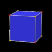 Polyhedron 4-4 dual