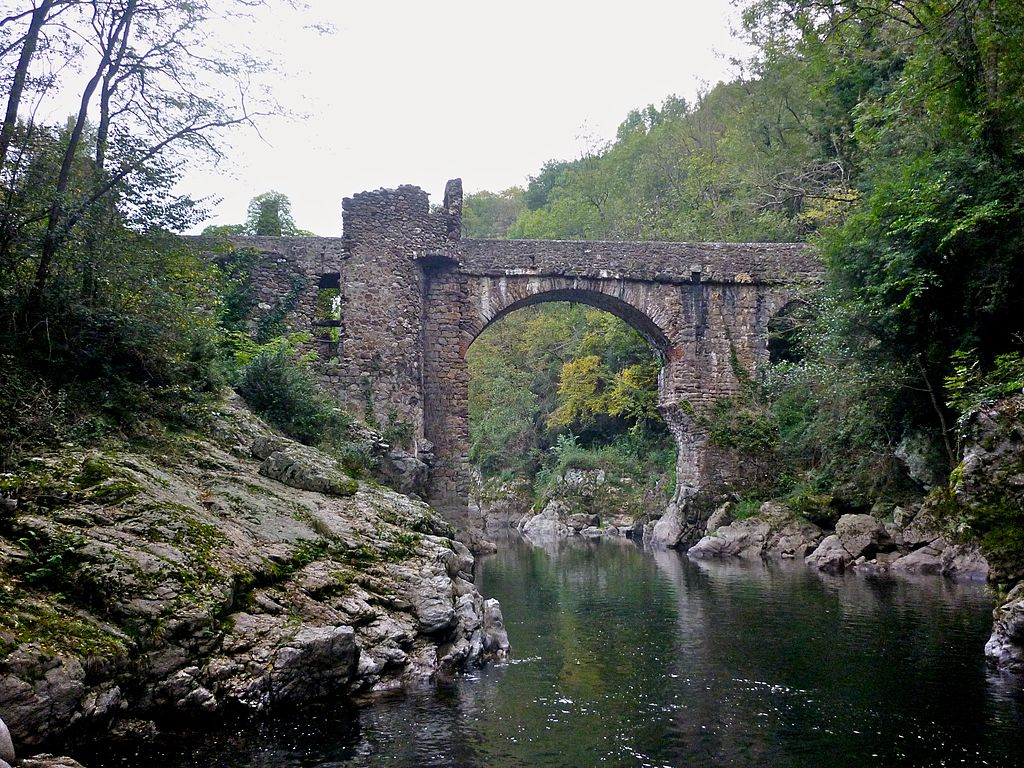 File pont du diable mercus wikimedia commons for Le miroir du diable