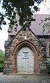 Porch of St Matthew's Church, Bromborough Pool.jpg