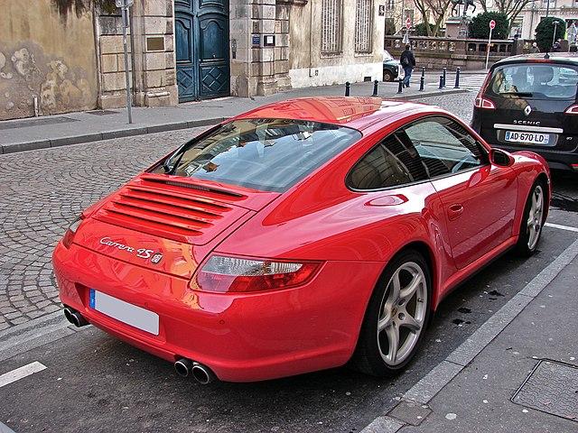 Porsche 911 Carrera 4S (997.1)