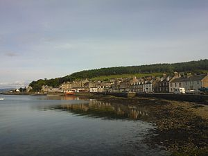 Port Bannatyne - Image: Port Bannatyne 11.06.2014