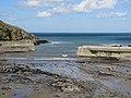 Port Isaac Harbour, Cornwall (461102) (9455411181).jpg