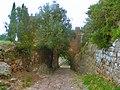 Porta d'accés del castell d'Escornalbou.jpg