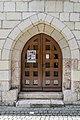 Portal of the Hotel de la Prevote in Saint-Aignan.jpg