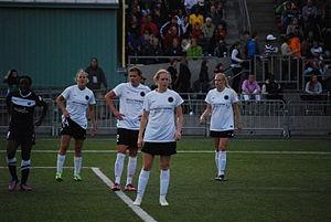 2013 Portland Thorns FC season - in 2013