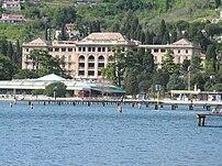 Hotel Palace, :sl:Portorož. Avtor: Ziga.