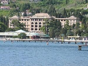 Hotel Palace, Portorož. Avtor: Ziga.