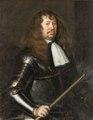 Porträtt av greve Carl Gustaf Wrangel (1613-1676), riksmarsk och generalfältherre - Skoklosters slott - 97392.tif