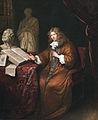 Portrait of Abraham van Lennep 1678 Caspar Netscher.jpg