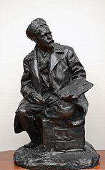 Portrait of Sergey Ivanov