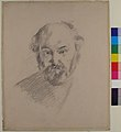 Portrait of the Artist (recto); Fragment of a Landscape Study (verso) MET 1972.118.198.jpg