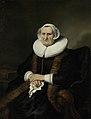 Portret van een oude dame, mogelijk Elisabeth Bas Rijksmuseum SK-A-714.jpeg
