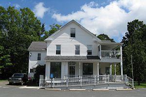 Chesterfield, Massachusetts - Chesterfield Post Office