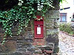Post box on Montgomery Hill, Frankby.jpg