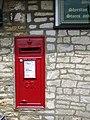 Postbox, Sherston - geograph.org.uk - 1382354.jpg