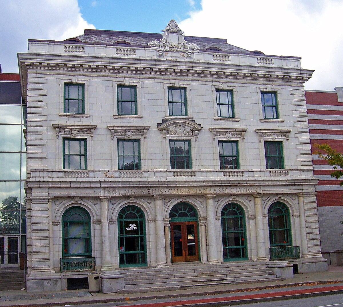 Old Poughkeepsie YMCA