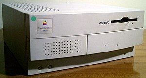 Power Macintosh - The Power Macintosh 7100/66.