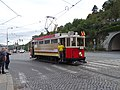 Průvod tramvají 2015, 01a - tramvaj 351.jpg