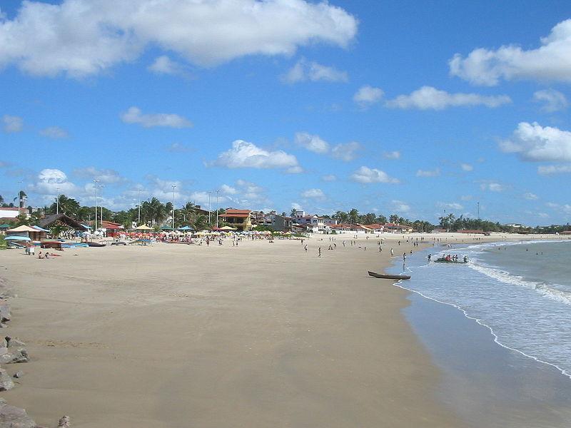 Praias de Natal Praia da Redinha