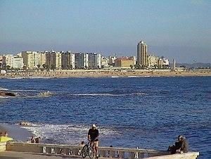 Figueira da Foz - Image: Praia Figueirada Foz