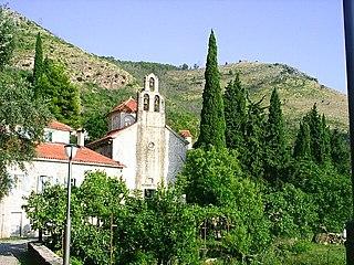 Praskvica Monastery Monastery in Montenegro