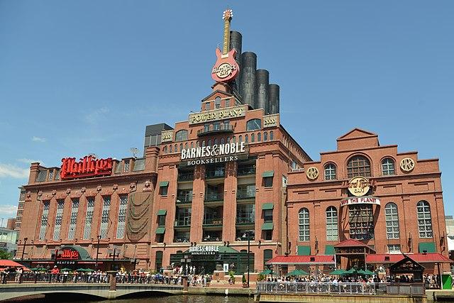 Baltimore City Restaurant Week