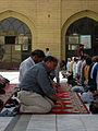 Prayers of Noon - Grand Mosque of Nishapur -September 27 2013 40.JPG