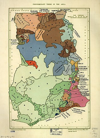 Languages of Ghana - Wikipedia
